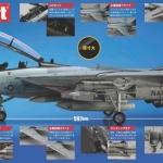 アシエットの「F-14 Tomcat」がカッコイイ!全部でいくら?